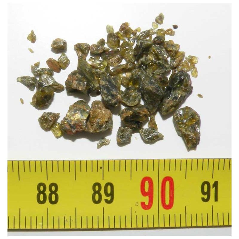 lot de météorites NWA 7831 ( 2.00 grs - 026 )