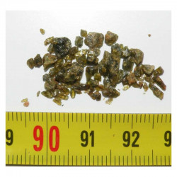 lot de météorites NWA 7831 ( 1.00 grs - 020 )