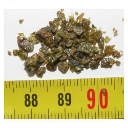 lot de météorites NWA 7831 ( 1.00 grs - 016 )