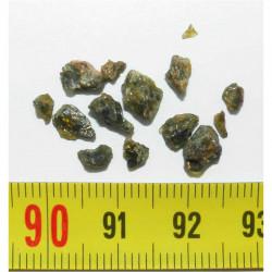 lot de météorites NWA 7831 ( 1.00 grs - 002 )