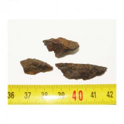 3 Meteorites Lahoma (  4.00 grammes - 004 )
